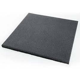 RUBBER FLOORING 2 cm thick
