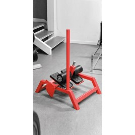 SISSY SQUAT MACHINE